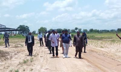 Ogbeh Impressed With $10m Ginger Farm in Kaduna