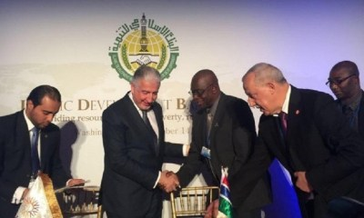 ITFC Powers Gambia's Energy Sector with $45m