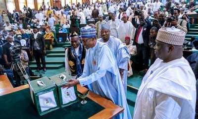 Senate Passes 2019 Budget of N8.92trn