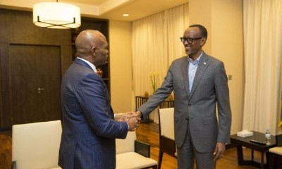 Elumelu Begs Private Sector to Assist Young African Entrepreneurs