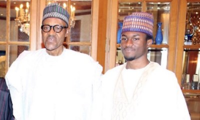 APC Group Begs Nigerians to Pray For Buhari's Son