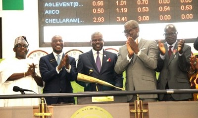 amosun at stock market