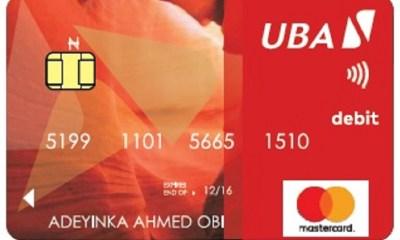 UBA Introduces Master Pass QR Bot Payment System