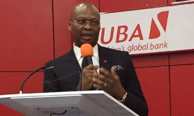 Kennedy Uzoka UBA Shareholders