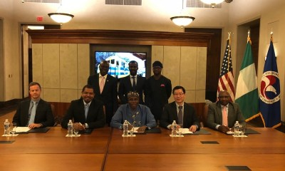 Rail Concession: FG Signs Deal With GE-led International Consortium
