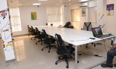 Facebook, CcHub Launch Africa's First Hub Space in Lagos