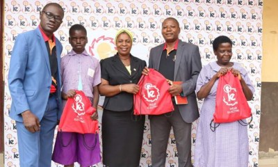 Ikeja Electric Reaffirms Support for Quality Education