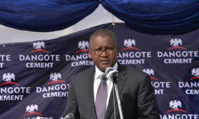 Dangote Cement to List N150b Commercial Paper on FMDQ