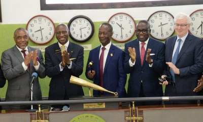 Dangote Cement Stock Performing Under Majoku—NSE Chief