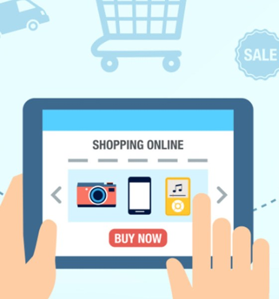 save cost through e-commerce