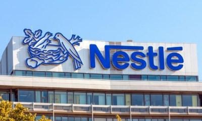 Nestle stock market