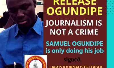 Journalists, Bloggers Mount Pressure on Osinbajo to Release Detained Premium Times Reporter