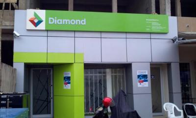 Diamond Bank Shares Rise 20% on News of Fresh Investment