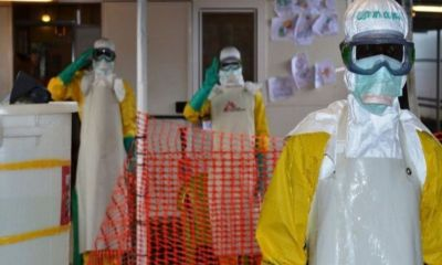 DR Congo Records Over 1000 Ebola Cases