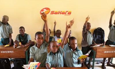 Sahara Group Reaffirms Commitment to Literacy, Skills Development