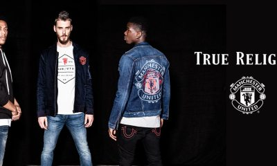 Manchester United, True Religion Unveil Denim Range