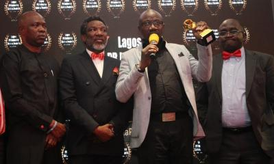 Chain Reactions' Israel Opayemi Emerges 'PR Practitioner of the Year'