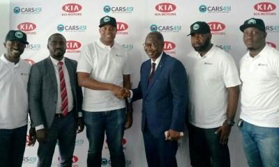 Cars45, Kia Unlock Fresh Opportunities in Nigeria's Auto Sector