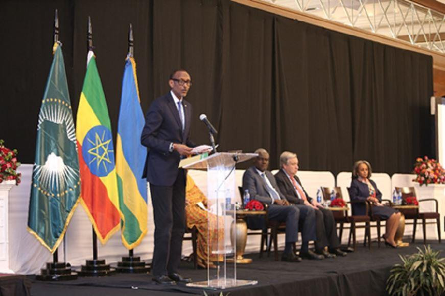 Africa Head of States launches Health Initiative.