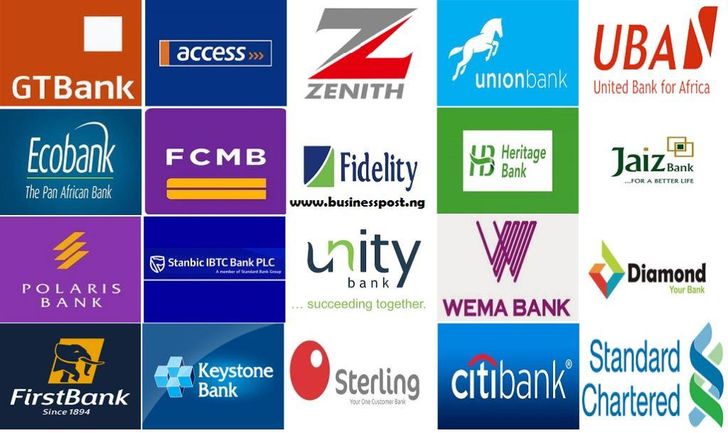 how many banks merged in nigeria