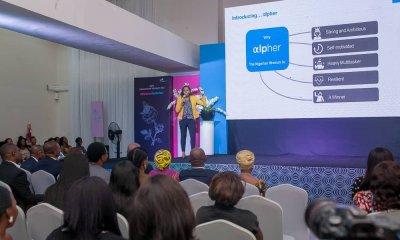 IWD 2019: Union Bank Unveils 'Alpher', Sponsors Women Entrepreneurs