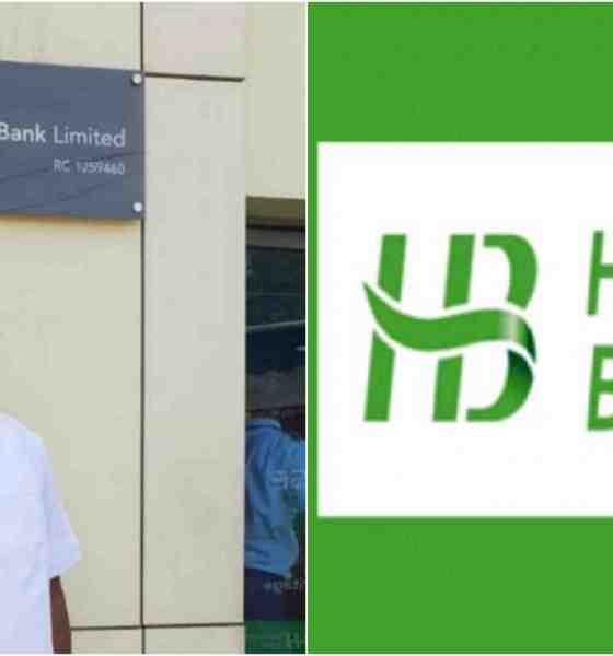 PHOTOS: Heritage Bank Takes Over Hip TV to Reclaim N185m Debt