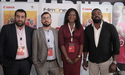 Canon Raises Bar in Nollywood With Powerful Cinema Lenses