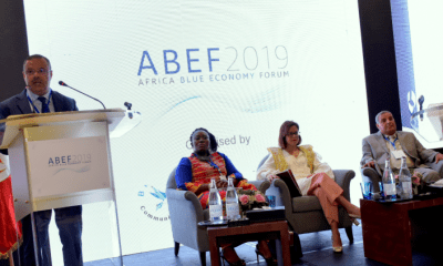 African Leaders Express Commitment to Blue Economy