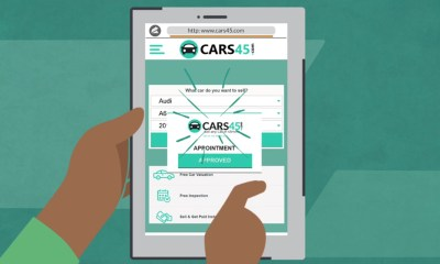 Cars45 Drives Innovation with Dealer Live Auctions