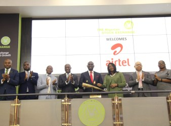 NSE lists Airtel Africa Shares