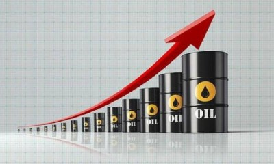 crude oil price at market