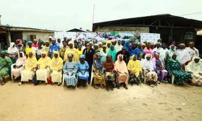 CBA Foundation Empowers Widows in Lagos