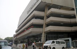Customs Street Nigerian Stock Exchange