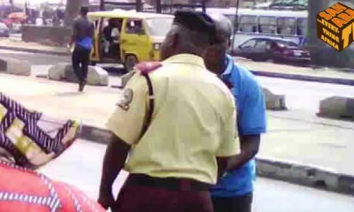 LASTMA Officer Stoned to Death in Apapa