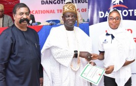 Dangote Refinery Skill Acquisition