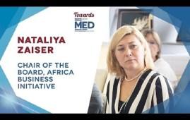 Nataliya Zaiser Boost Russia-African Business