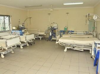 neglect Stella Obasanjo Hospital