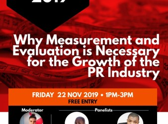 2019 AMEC Measurement Month in Nigeria
