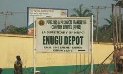 Enugu NNPC Depot