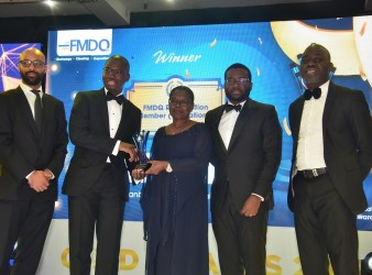 Stanbic IBTC 2019 FMDQ Gold Awards