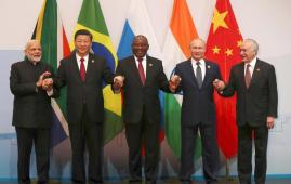 Putin Brics Leaders