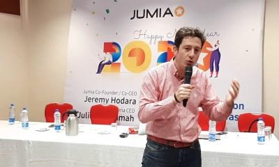 Jeremy Hodara Jumia CEO