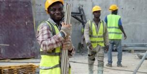 Pullman Accra Airport City construction
