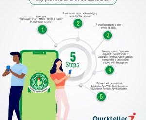 Quickteller JAMB ePINs