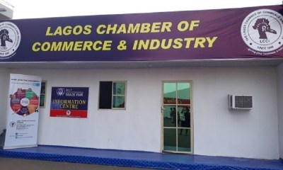 lagos chamber of commerce and industry LCCI