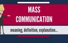 mass communication nigeria