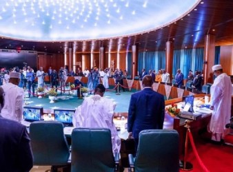 FEC Meeting ministers