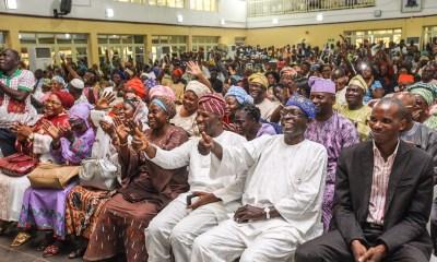 Civil Servants Lagos