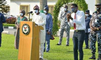 Lagos reopen economy
