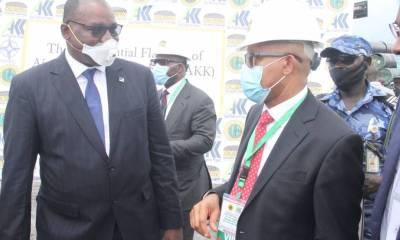 $2.8bn AKK gas project
